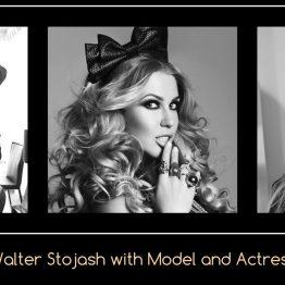 Supermodel Natalia Kapchuk by Walter Stojash