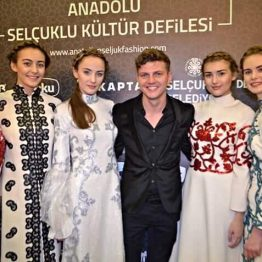 Zeynep Kartal Fashion Show in Turkey