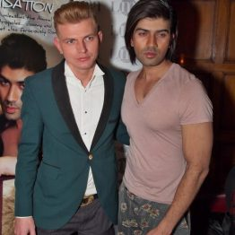 Walter Stojash with Danish Wakeel