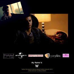 """My name is W"" Fashion Movie"