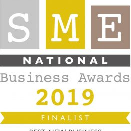 sme national best new business awards 2019 finalist